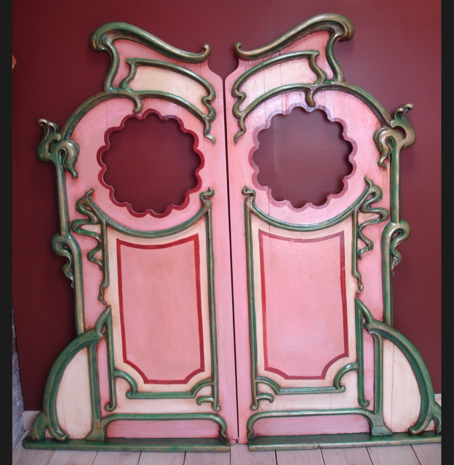 Read more about the article Façade d'orgue 1900