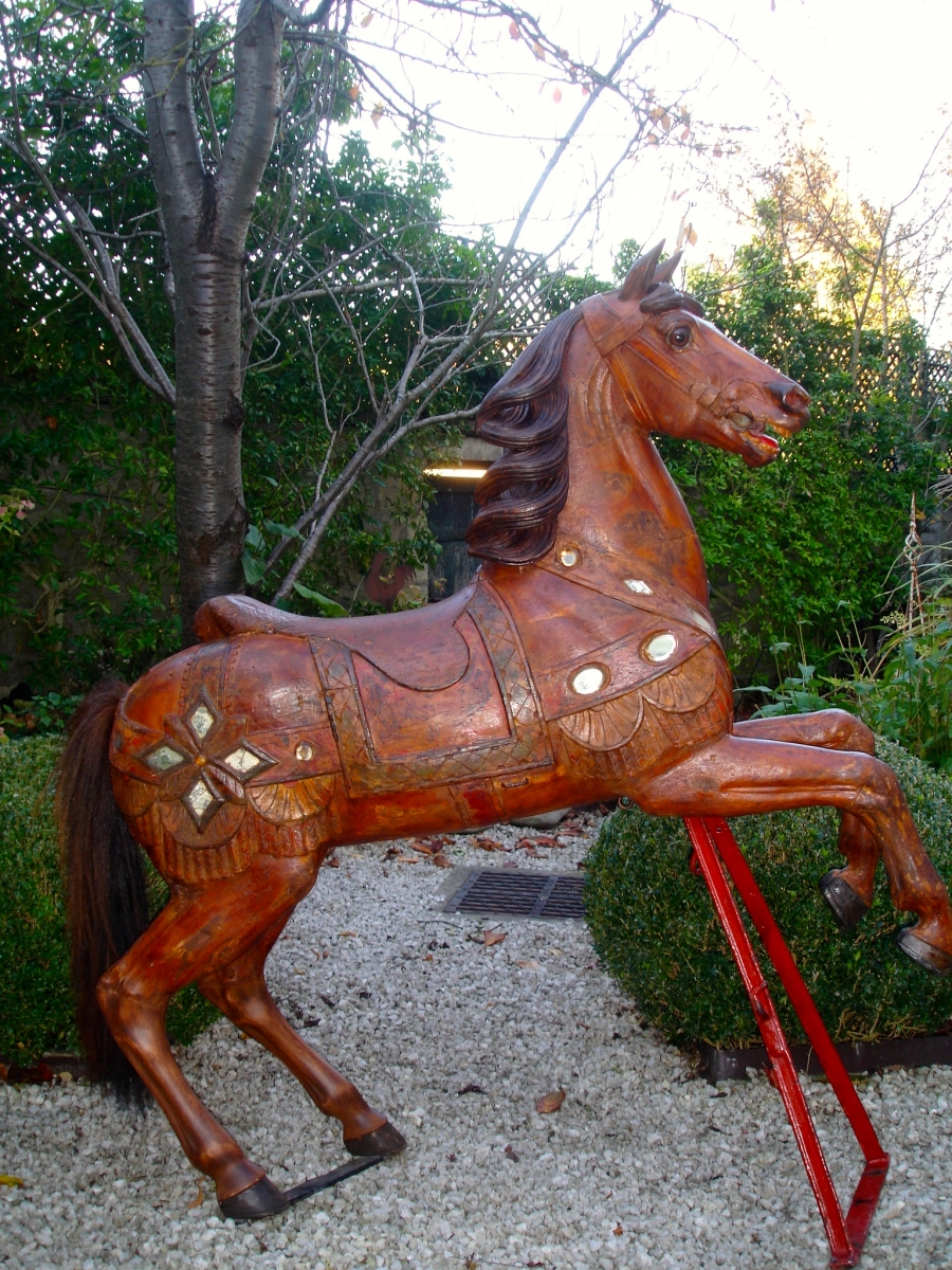 Read more about the article HEYN cheval de manège cabré No 23