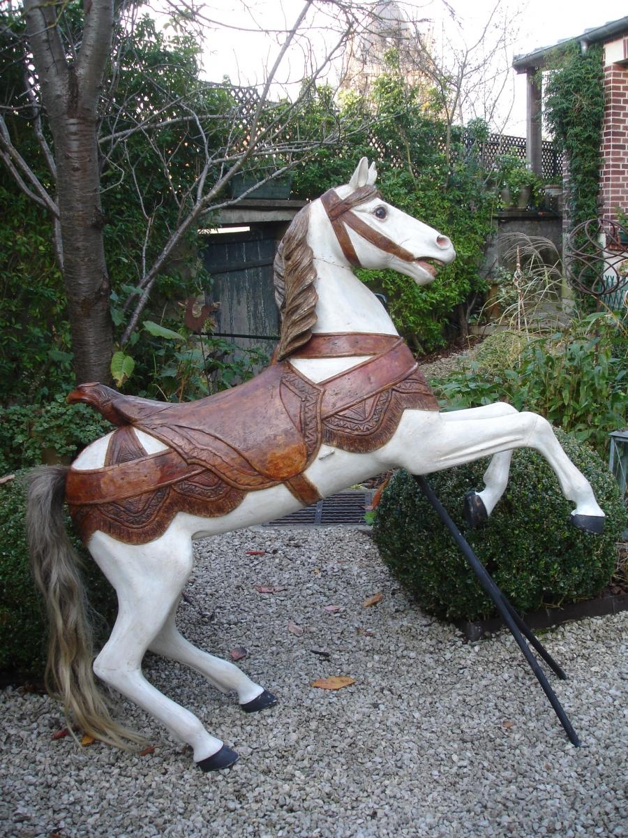 Read more about the article HEYN cheval de manège cabré No 24