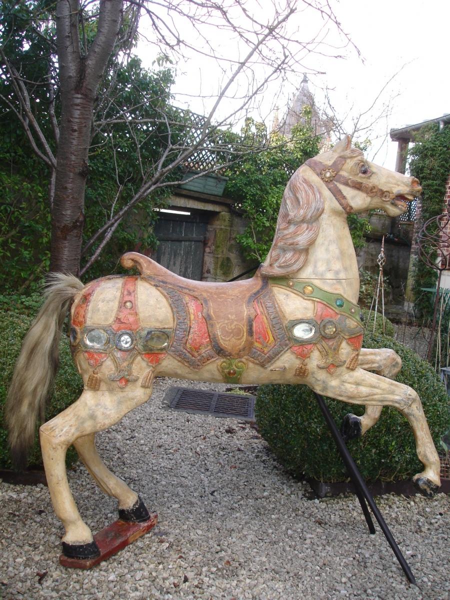 Read more about the article POEPPIG & SCHULZE cheval de manege No 26