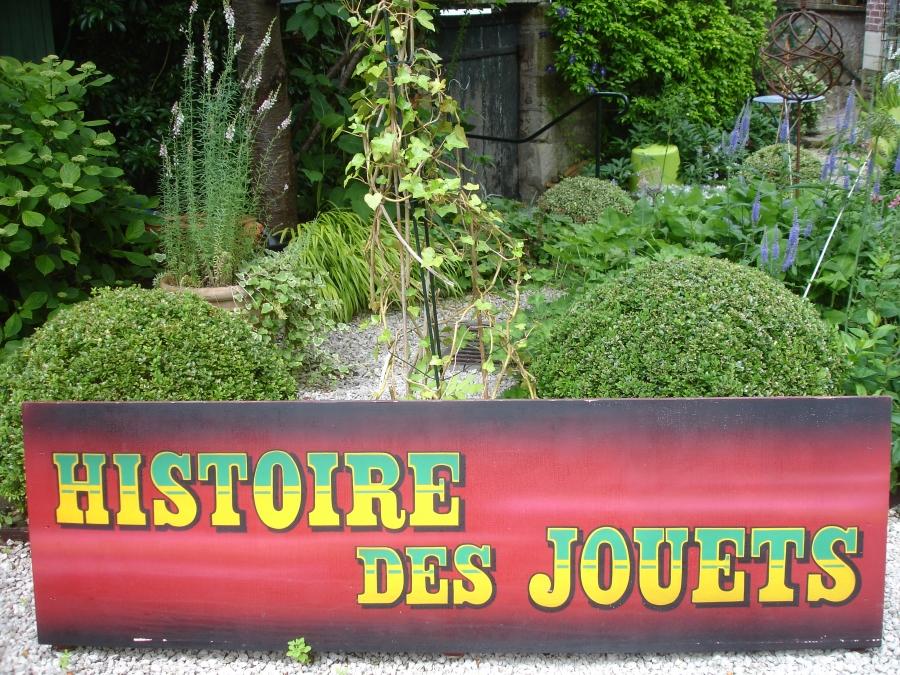 Read more about the article Histoire des Jouets