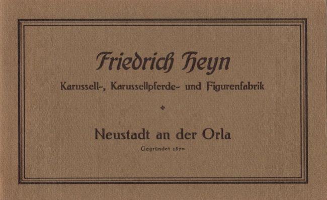 You are currently viewing Documentation sur Friederich Heyn